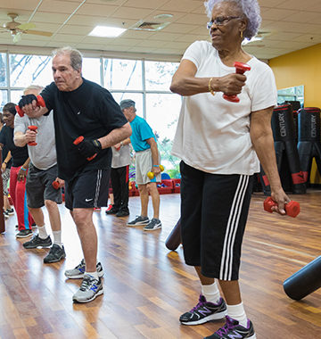 Strengthening Exercises for parkinson