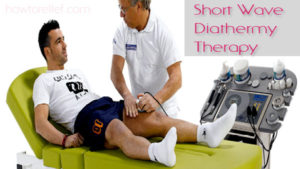 short wave diathermy therapy