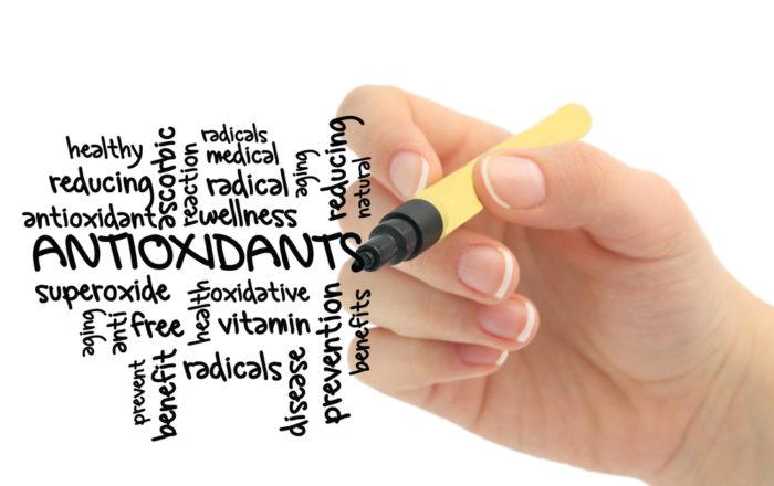 Antioxidant treatment
