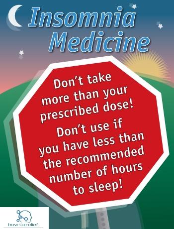 Insomnia- medication