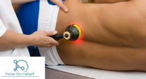 Laser therapy indication