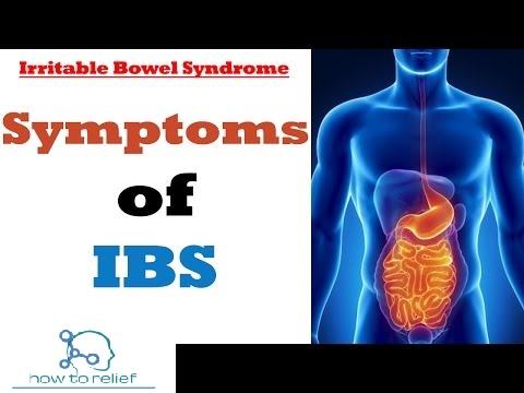 Symptoms of IBS