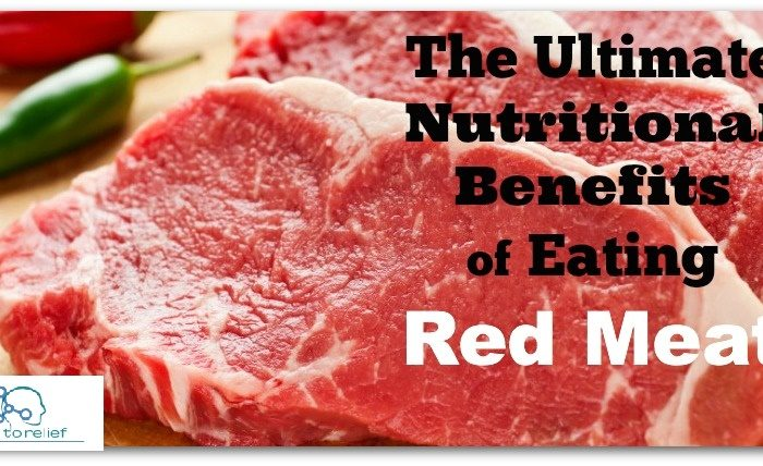 benefits of red meat