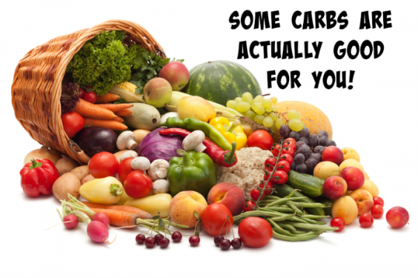 Some Carbs Are Actually Good For You