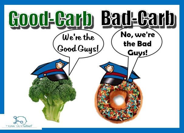Good Carb Bad Carb