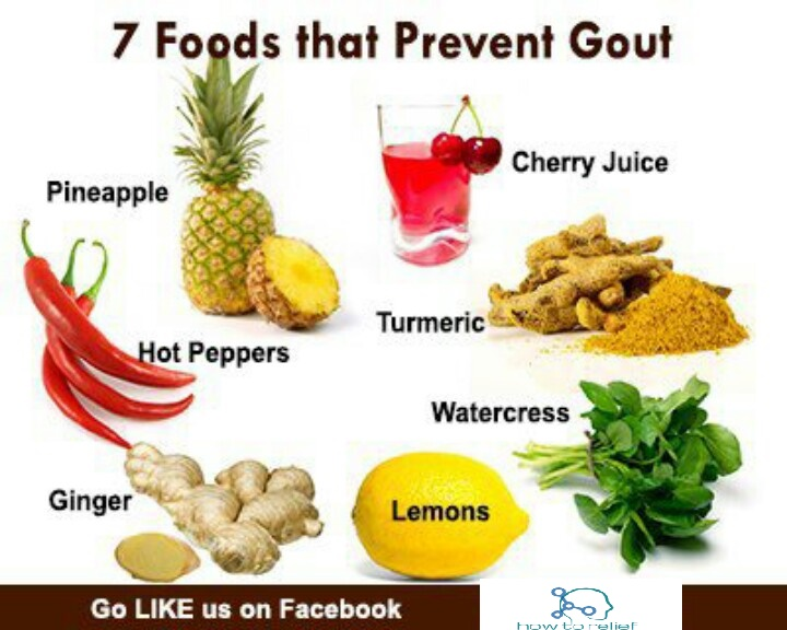 Gout Arthritis: Symptom, Causes, Treatment & Gout Diet » How To Relief