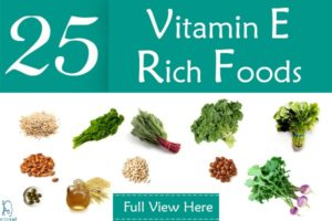 Vitamin-E-Rich-Foods