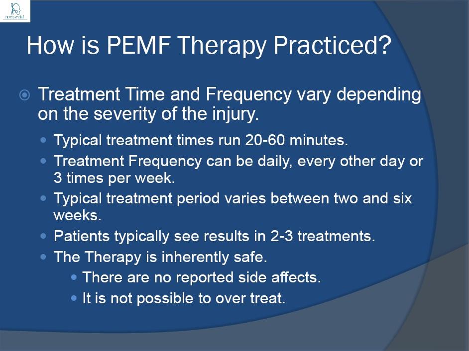 Indication of PEMF