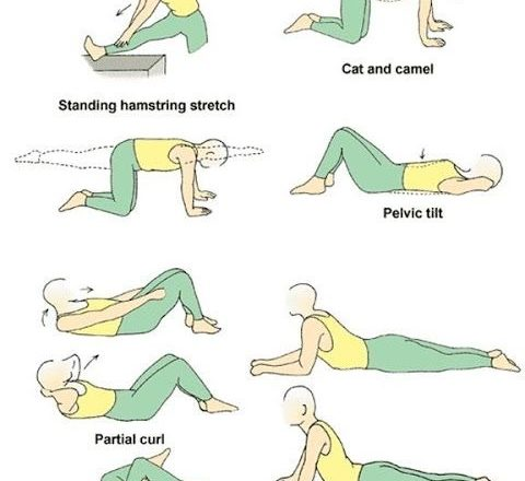 Back Pain Relief Tips