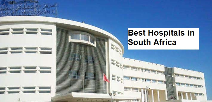 Best Hospitals in South Africa