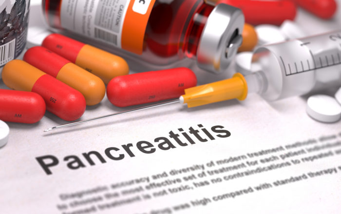 Pancreatitis treatment