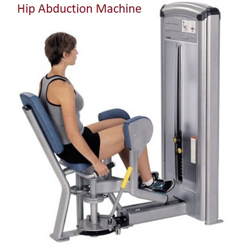 hip abductors machine