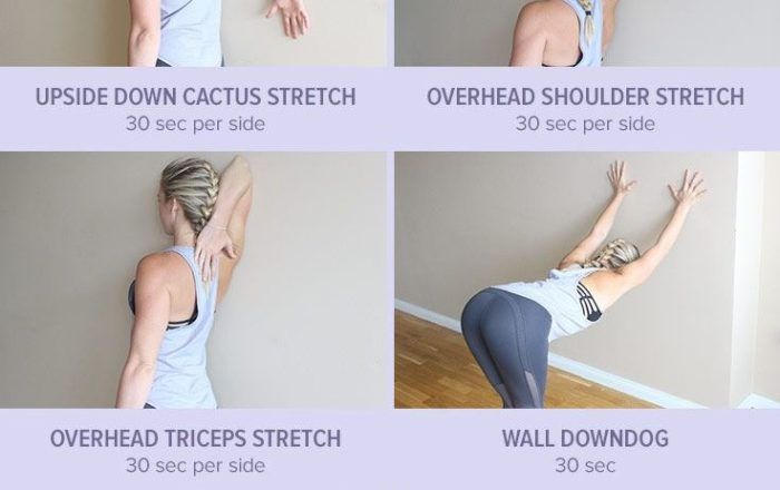 shoulder pain relief stretching