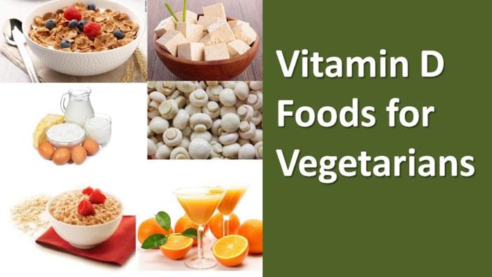Vegan Vitamin D Sources