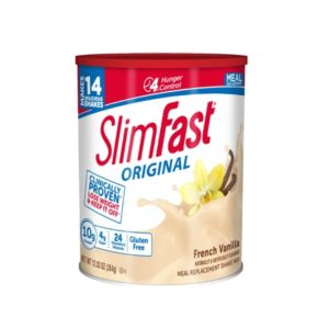 SlimFast Meal Replacement Powder Shake